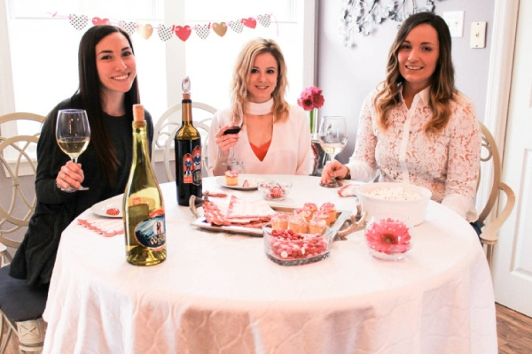 The Princess Bride Bottle of Wits Wine Set